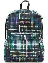 Jansport Black Label Superbreak Backpack - Black Multi Short Circut