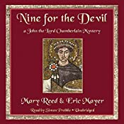 Nine for the Devil: A John the Lord Chamberlain Mystery, Book 9 | Mary Reed, Eric Mayer