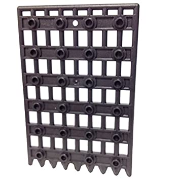 Lego Parts Door 1 x 8 x 12 Castle Gate - Portcullis (Pearl Dark  sc 1 st  Amazon.com & Amazon.com: Lego Parts: Door 1 x 8 x 12 Castle Gate - Portcullis ...