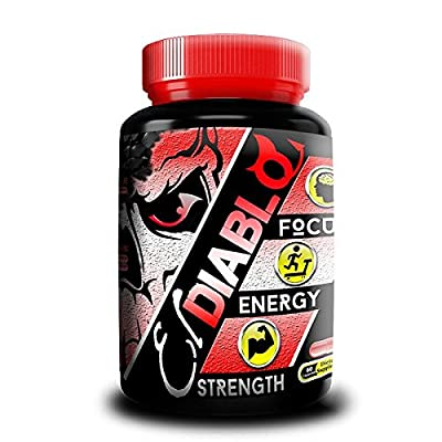 El' Diablo Energy • Weight loss Aid and Thermogenic • Burns Fat• Lose Weight Aid• Diet-Aid • Jitter-Free Energy • Razor-Sharp Focus and Concentration • Elevated Mood • Cognitive Enhancing • Vegan Friendly • Gluten Free • Targets Bell
