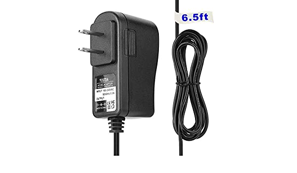 AC Adapter DC Power Charger For Logitech Harmony Touch 815-000106 Remote Control