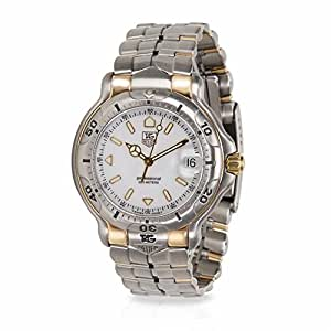 Tag Heuer 6000 Quartz Male Watch WH1151-K1 (Certified Pre-Owned)