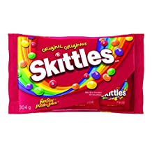 Skittles Multi-coloured Fun Size Candies 20 Count, 304gm