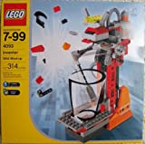 LEGO Inventor 4093 Wild Wind-up