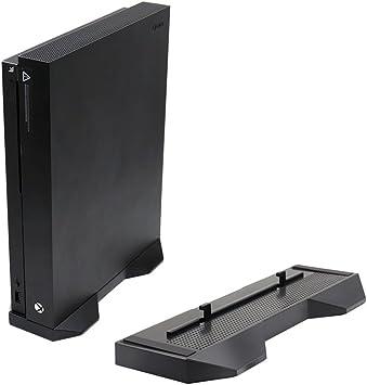 Soporte Vertical para Xbox One X Consola, MoPei Soporte Vertical ...