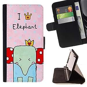 Dragon Case - FOR Samsung Galaxy S4 IV I9500 - they are afraid to lose - Caja de la carpeta del caso en folio de cuero del tir¨®n de la cubierta protectora Shell