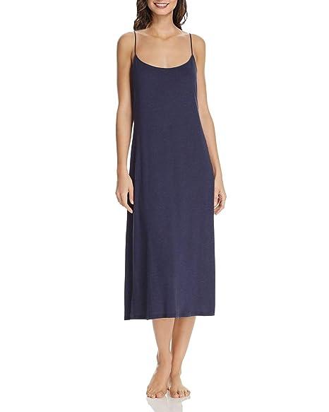 9a7a8d3a9324d Control Slips Fay Fay Womens Basic Spaghetti Strap Long Camisole Full Slip  Nightwear