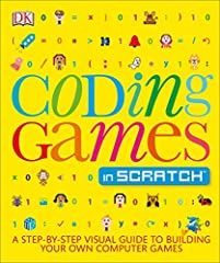 Written for children ages 8–12 with little to no coding experience, this straightforward visual guide uses fun graphics and easy-to-follow instructions to show young learners how to build their own computer projects using Scratch, a po...
