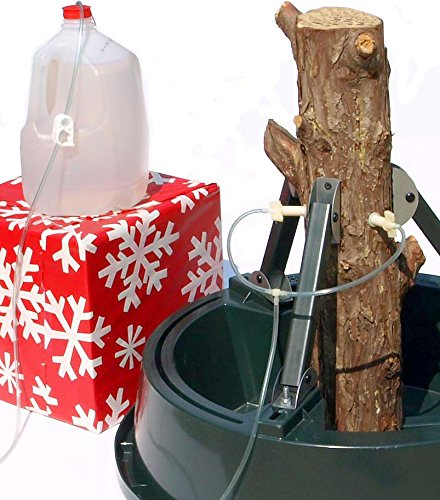 Christmas Tree Watering System.Christmas Tree I Vee Intravenous Watering System