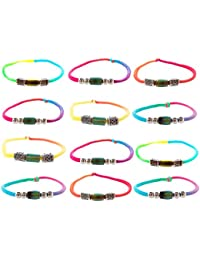 Color Changing Mood Bracelets for Women,Girls,Kids,Men I Assorted Colors | Frogsac | Great Party Favors