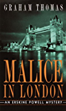Malice in London (Erskine Powell)