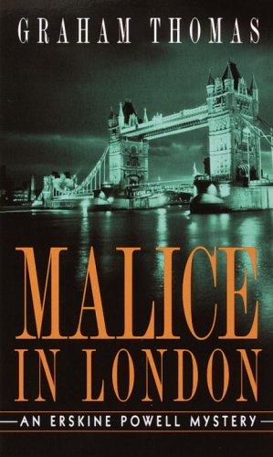 Malice in London (Erskine Powell Book 4)