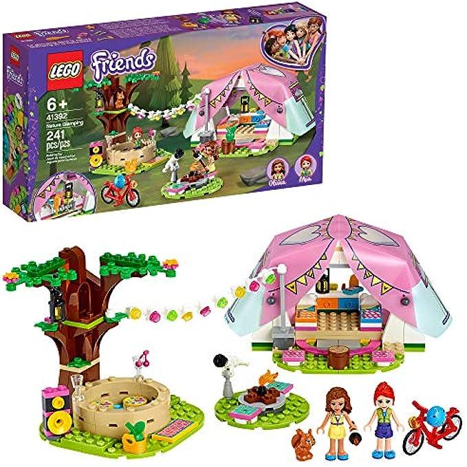 Lego Friends מחנה בטבע 41392 (New 2020)