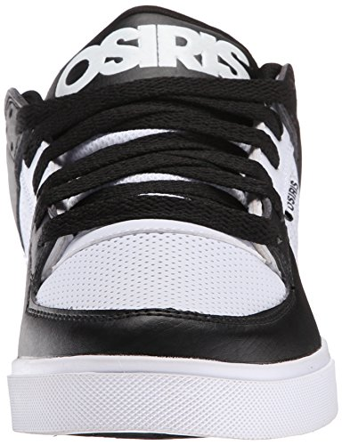 white M black Us Men's Osiris Black 5 gum Skate Protocol Shoe White CZgwxqX8