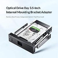 Startech.Com BRACKETFDBK 3.5 Inch Hard Drive to 5.25 Inch Front Bay Bracket Adapter