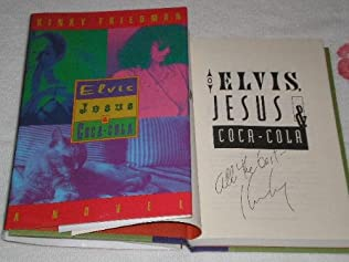 book cover of Elvis, Jesus and Coca Cola