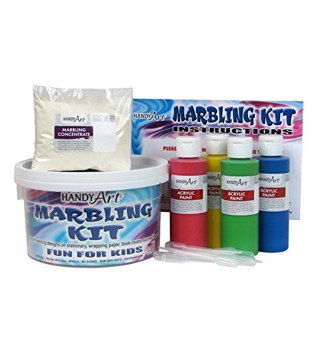 Paper Marbling Kit (Handy Art Marbling Kit)