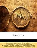 Rapporten, Bataviaasch Genootsch Van Wetenschappen and Oudheidkundige Dien Nederlandsch-Indië, 1148595376