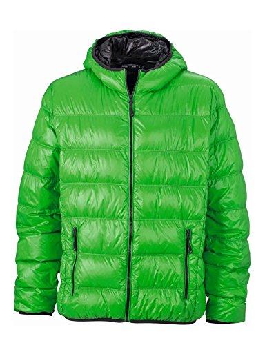 Ultraleggera Sottogiacca Con Jacket Stile Casual Uomo Cappuccio carbon Green Men's Down BgBrSa