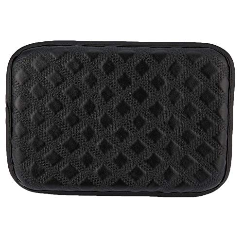 Soft Lightweight Leather Car Armrest Pad Covers Universal Center Console Auto Arm Rest Seat Box Protection Cushion