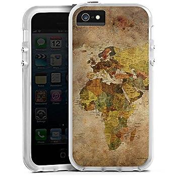 coque iphone 8 plus carte du monde