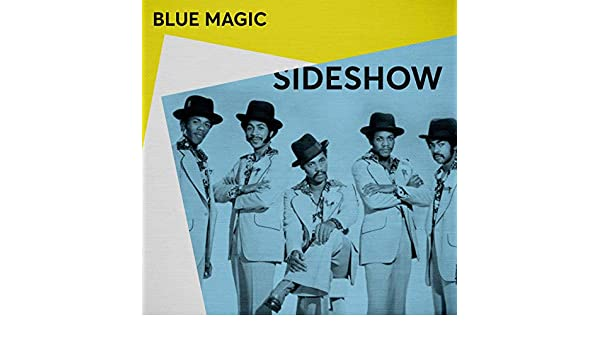Image result for sideshow blue magic single images