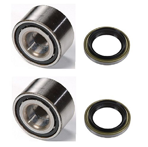 PAIR Front Left And Right Wheel Bearing & Seal fit 1990 1991 1992 1993 1994 1995 1996 1997 LEXUS LS400
