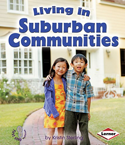 Living in Suburban Communities (First Step Nonfiction _ Communities)]()