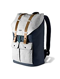 TruBlue The Original- Adaptable Personal Backpack for Laptops up to 15.6 inch, Marina