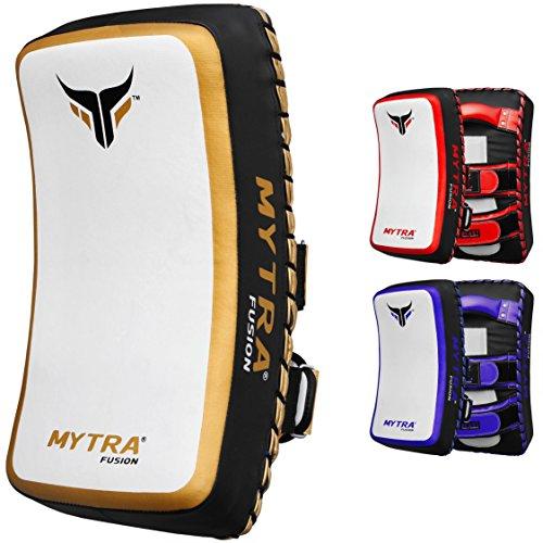 Mytra Fusion Thai pad Kick Shield MMA Kickboxing