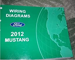 51ro6y9qRqL._SX258_BO1204203200_ 2012 ford mustang electrical wiring diagram service shop repair 2012 Mustang Fuse Box Diagram at webbmarketing.co
