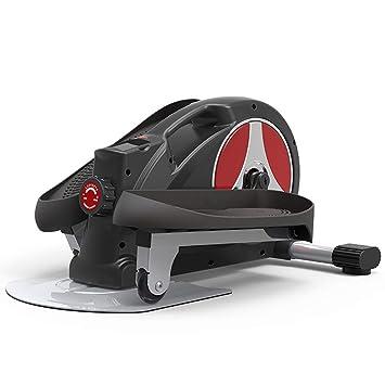 YTBLF Silencioso Entrenador elíptico, Control magnético para el hogar, Mini Paso a Paso, Pantalla LCD, Entrenador elíptico para Adultos: Amazon.es: Deportes ...