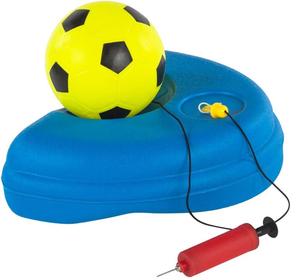 ColorBaby - Balón de fútbol con base de entrenamiento (43691 ...