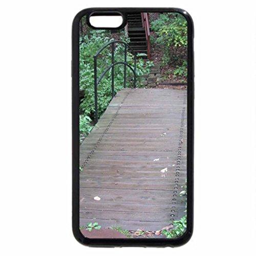 iPhone 6S / iPhone 6 Case (Black) The Park Bridge