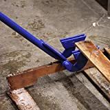 """Pallet Buster- Heavy Duty Pallet Breaker with Bar Handle, Easily Break Down Pallets with Little to No Waste, 39"""" Pry Tool, a U.S. Solid Product"""