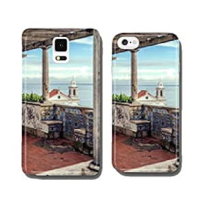Portugal, Lisbon, view of Alfama neighborhood cell phone cover case iPhone5