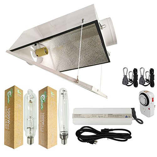 Hydro Crunch NK3-B1-R05-L0102 1000-Watt Grow Light Digital D