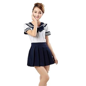 Vestido negro uniforme