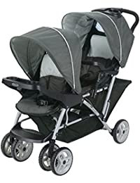 DuoGlider Click Connect Stroller, Glacier, One Size