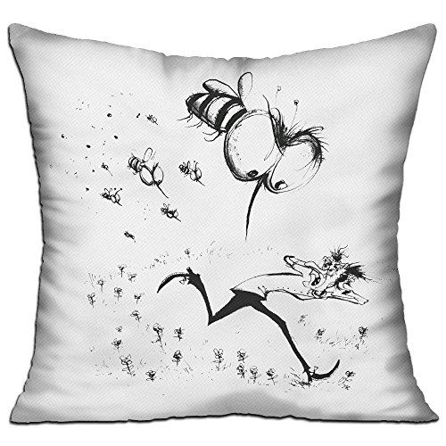 Pl Jsu The Observers Voice Stuffer Pillow