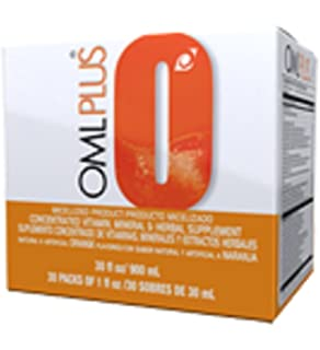 Omnilife Plus Naranja, c/30 sobres 900 ml