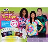 Tulip One-Step Super Big Tie Dye Kit, 12 Colors