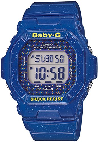 CASIO Baby-G Cosmic Face Series BG-5600GL-2JF (Casio Baby G-shock Resist)