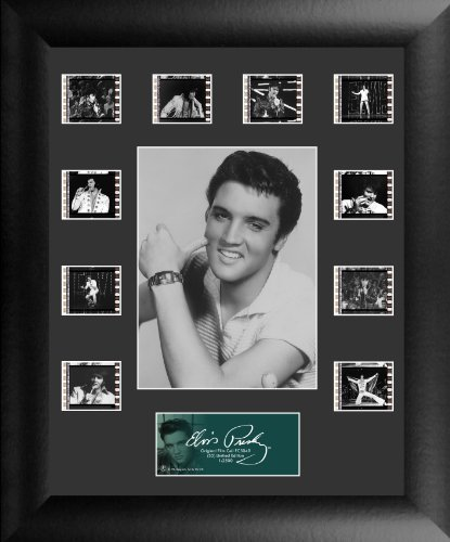 Trend Setters Ltd Elvis Presley S5 Mini Montage Film Cell