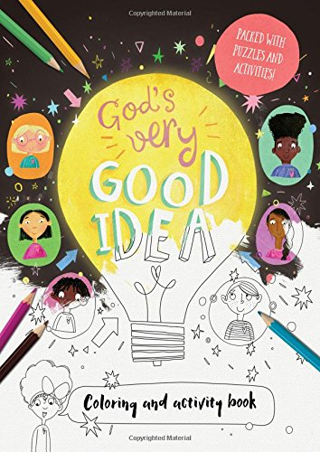 Very Good Books - God's Very Good Idea - Coloring and Activity Book