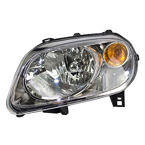 Drivers Headlight Headlamp Replacement for Chevrolet 15827441 (Assembly Headlight Hhr)