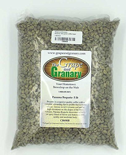 Panama Boquete unroasted Coffee Beans (5LB)