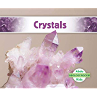 Crystals: Children's Picture Book (English Edition)