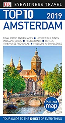 Top 10 Amsterdam (DK Eyewitness Travel Guide)