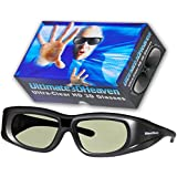 3D Heaven Rechargeable 3-D Glasses
